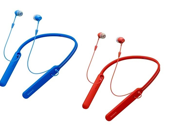 [富廉網] SONY WI-C400 藍芽4.2 頸掛入耳式 藍芽耳機