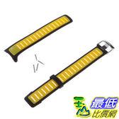 [103 美國直購] Suunto D4/D4I Strap Kit, Yellow SS014012000 錶帶 (黑藍紅黃白紫可選) $3024