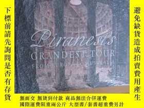 二手書博民逛書店Piranesi s罕見Grandest Tour: From Europe to A... (外文原版) 【詳見