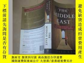 二手書博民逛書店The罕見Middle East: A Brief Histor