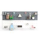 牆面再利用 放大收納空間 任何空間都能升級為收納牆