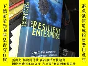 二手書博民逛書店The罕見Resilient Enterprise(精裝英文原版)Y18793 Yossi Sheffi Th