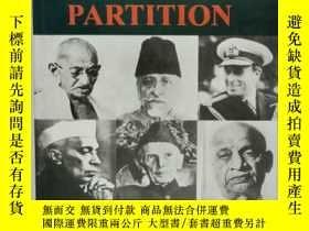 二手書博民逛書店印巴分治的代價罕見The Price of Partition by Rafiq Zakaria(印度研究)英文原