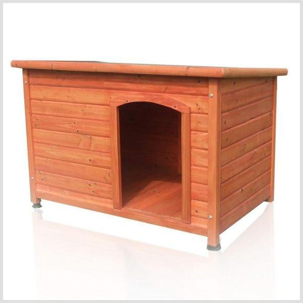 物流M113 豪華木屋 長方形寵物狗狗房子窩