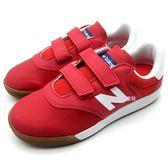 《7+1童鞋》中童 New Balance KVT300RP 透氣 麂皮  休閒 運動鞋 9403 紅色