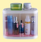 奶瓶收納箱 嬰兒奶瓶收納箱儲存盒帶蓋防塵寶寶奶瓶晾干架干燥架收納盒【快速出貨中秋節八折】