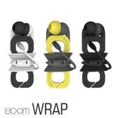 [富廉網] 美國 知名潮流品牌 BOOM WRAP 運動防水時尚入耳式麥克風耳機