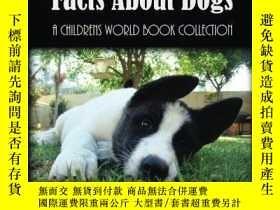 二手書博民逛書店Dogs:罕見Amazing Pictures And Fun Facts Book About Dogs-狗:關
