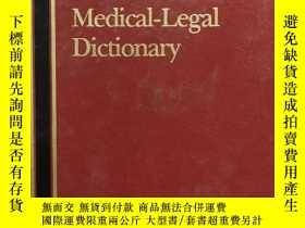 二手書博民逛書店The罕見Sloane-Dorland Annotated Medical-Legal Dictionary 斯隆