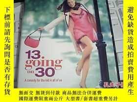 二手書博民逛書店13going罕見on30DVDY25747