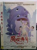 挖寶二手片-X11-059-正版DVD*動畫【魔蹤傳奇(3)】-國語發音