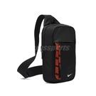 Nike 斜背包 NSW Essentials Bag 黑 紅 男女款 腰包 運動休閒 【ACS】 BA6144-010