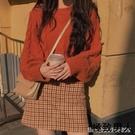 毛衣套装 秋季新款小個子顯高氣質套裝毛衣半身裙子時尚兩件套女裝洋氣 『極致男人』