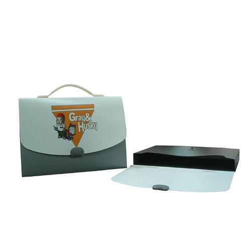 3折51元HFPWP手提包 葛雷&哈士奇- PP環保無毒材質外銷歐洲精品. F528-GH