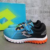 【iSport愛運動】LOTTO 加速力 SPEEDR 跑鞋 全新正品 LT8AKR8015 童鞋