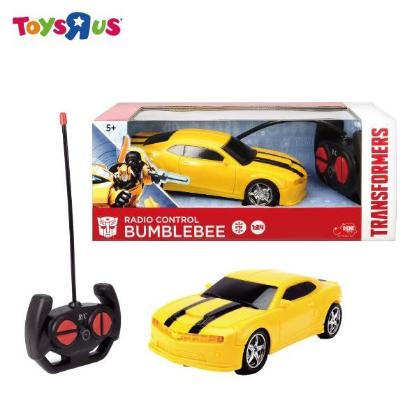 玩具反斗城 變形金剛1:24遙控車-大黃蜂