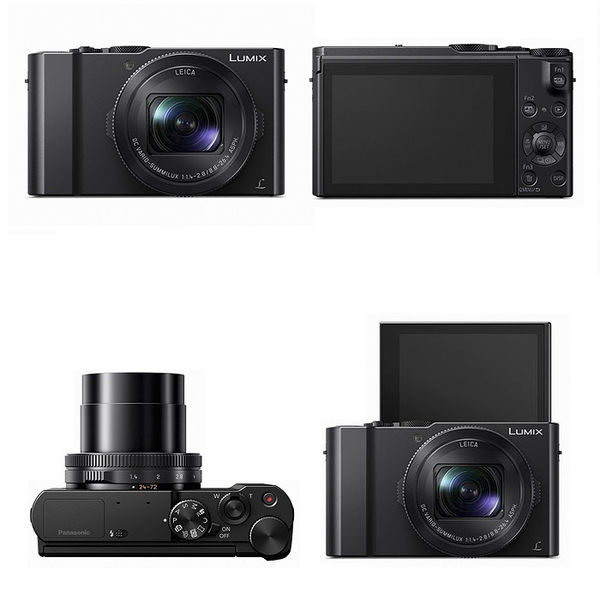 ★相機王★Panasonic LX10 黑色〔一吋感光元件〕公司貨 登錄送電池 9/30 止
