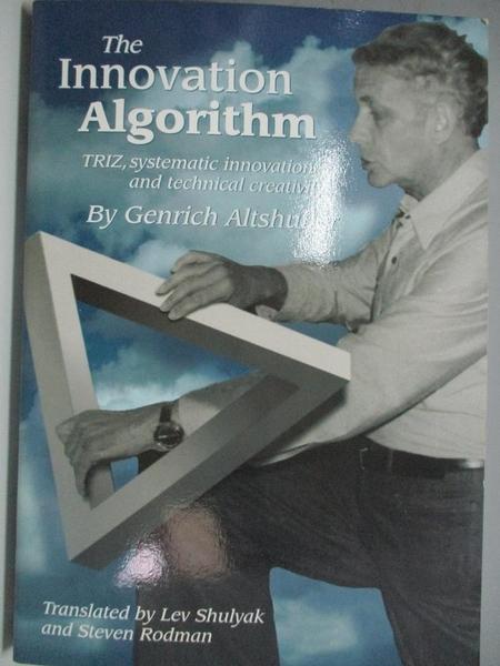 【書寶二手書T8/大學商學_DB8】Innovation Algorithm_Altshuller, Genrich