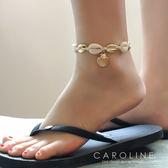 《Caroline》★韓國熱賣造型時尚 浪漫風格腳鍊70863