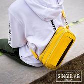 [哈GAME族]免運費●跟皮神出遊去●SINGULAB 皮卡丘 櫥窗概念設計斜挎包 保護包 可放Switch主機 周邊