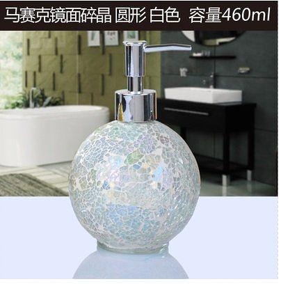 歐式酒店高檔乳液瓶衛浴皂液器3