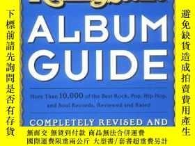 二手書博民逛書店The罕見New Rolling Stone Album GuideY256260 Nathan Bracke