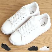 女款 MIT製造 韓系百搭小孔透氣設計休閒鞋 滑板鞋 小白鞋 59鞋廊