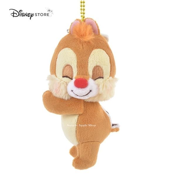 日本限定 DISNEY STORE 迪士尼商店 奇奇蒂蒂『蒂蒂』側身笑臉版 別針珠鍊玩偶