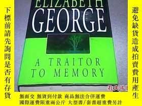 二手書博民逛書店《罕見A Traitor to Memory 叛徒回憶錄 》by