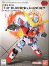 鋼彈模型 BB戰士 SD GUNDAM EX-STANDARD 011 燃燒鋼彈 TOYeGO 玩具e哥