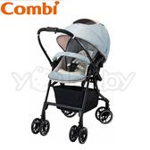 康貝 Combi Handy Auto 4 Cas Light雙向輕量型嬰幼兒手推車-浪漫藍  ★送 尊爵保卡+蚊帳