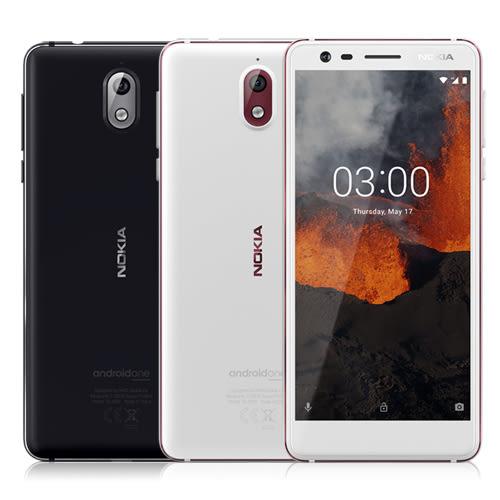 Nokia 3.1 5.2吋八核智慧機 2G/16G【加送螢幕保護貼】