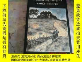二手書博民逛書店WUTHRYING罕見HEIGHTS EMILY BRONTEY