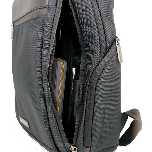 Samsonite RED 13吋筆電後背包 多夾層後背包 筆電後背包 可插拉桿後背包 公事包 DF8*41001