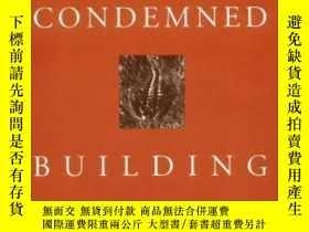 二手書博民逛書店Condemned罕見BuildingY307751 Douglas Darden Princeton Arc