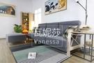 【歐雅居家】瓦妮莎三件式沙發-進口貓抓布 / 沙發 / 布沙發 /三人沙發 / 獨立筒坐墊