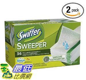 [美國直購 ShopUSA] Swiffer Sweeper Wet Cloth Citrus & Light $1854