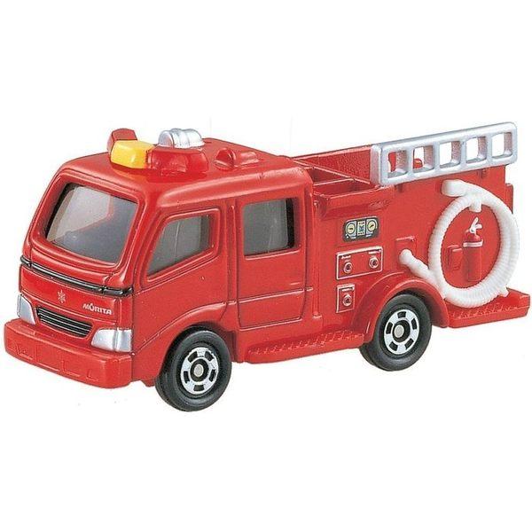 TOMICA NO.41 MORITA CD-I 型 消防車 多美小汽車