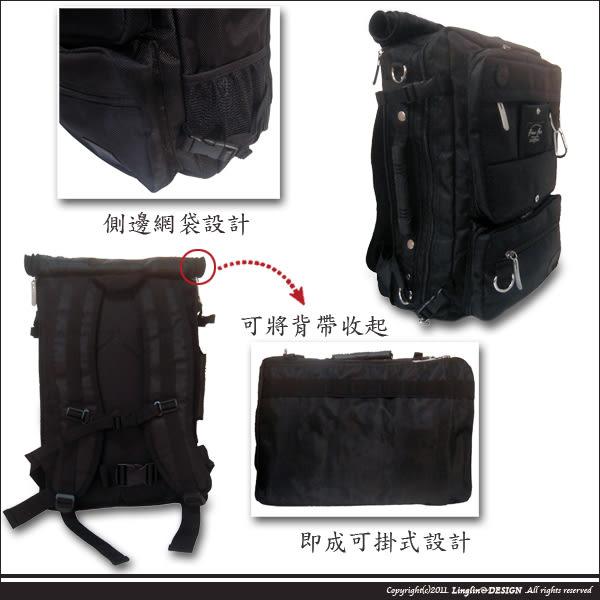 【Top Sport】 多功能兩用方形旅行背包/旅行袋 E8880