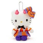 小禮堂 Hello Kitty 絨毛吊飾 (怪奇萬聖節) 4550337-04352