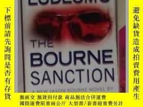 二手書博民逛書店英文原版罕見Robert Ludlum s the Bourn