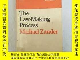 二手書博民逛書店The罕見Law making Process【立法過程】Y22
