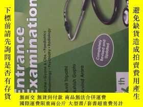 二手書博民逛書店Medical罕見Entrance ExaminationsY272436 ISBN:9789380438