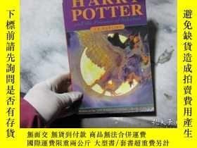 二手書博民逛書店HARRY罕見POTTER and the prisoner o