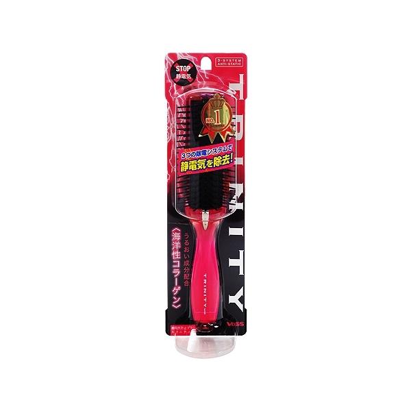 日本 Vess 抗靜電護髮7排梳TY-980(1支入)【小三美日】