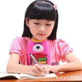 視力保護器 兒童坐姿矯正器小學生寫字儀架糾正寫字姿勢 nm8050【VIKI菈菈】