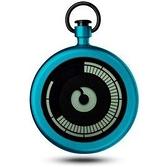 ZIIIRO Titan 手錶 (蔚藍色)