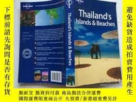二手書博民逛書店泰國島嶼與沙灘罕見Thailand's Islands&Beac