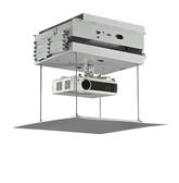 [卡瑪斯投影機銀幕] 投影機電動式投影機吊架1米 電動升降架