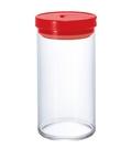 金時代書香咖啡 HARIO 咖啡保鮮罐 L 紅色 MCN-300R
